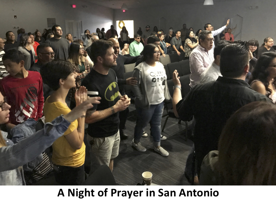 Texas Apostolic Prayer Network - Encounter Truth